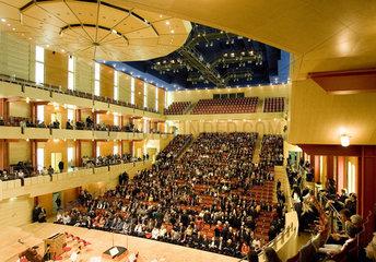 Konzertsaal der Essener Philharmonie