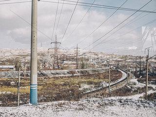 Zugreise  Krasnojarsk