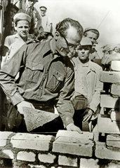 Erich Honecker  FDJ  1952