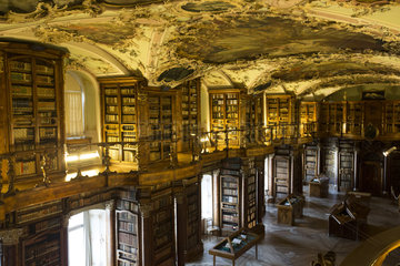 SWITZERLAND-ST.GALLEN CITY-ABBEY LIBRARY