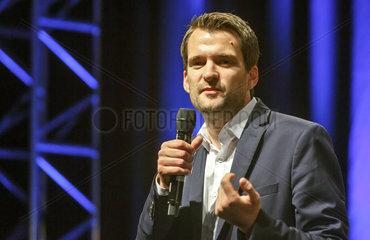 Johannes Vogel  Generalsekretaer der FDP-NRW