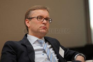 Flensburg  Deutschland  Mads Kronborg  Unternehmensberater des Investmenthauses Adler