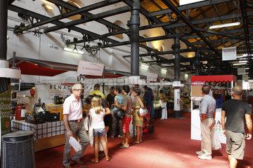 Farmers Market in Rom
