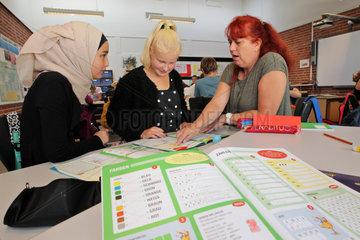 Apenrade  Daenemark  Deutschunterricht in Daenemark