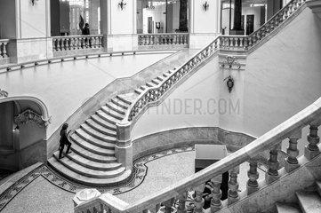 Grosse Theater von Havanna