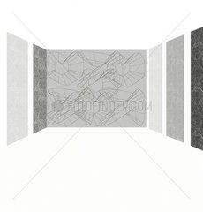Raum / Hintergrund Grautoene 2