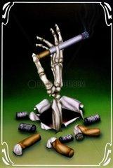 Rauchen macht schlank