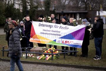 Luxemburg-Liebknecht - Gedenkveranstaltung