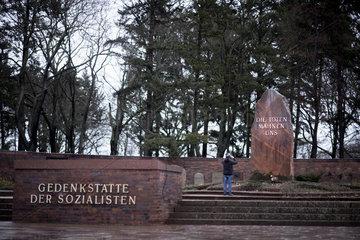 Luxemburg-Liebknecht-Gedenkveranstaltung
