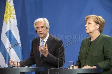 Vazquez + Merkel
