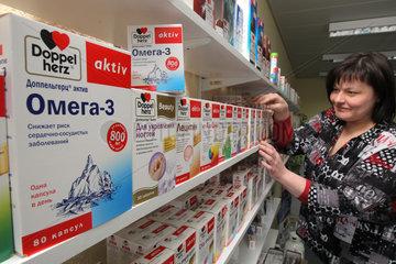 Flensburg  Deutschland  Natalia Bromberg  Marketingassistentin von Queisser Pharma