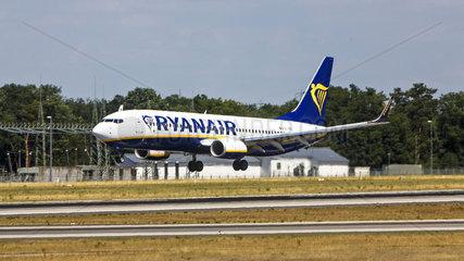 Ryanair Boeing 737-8AS  Frankfurt Airport