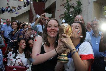 (SP)EGYPT-CAIRO-2018 FIFA WORLD CUP-FANS