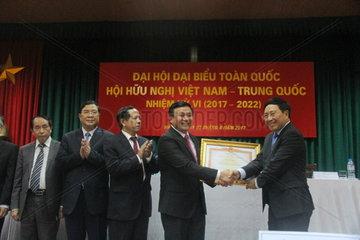 VIETNAM-HANOI-VIETNAM-CHINA FRIENDSHIP ASSOCIATION