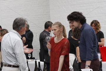 Weinmesse in London