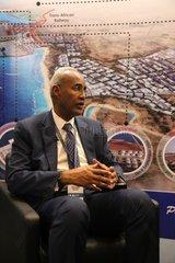 RWANDA-KIGALI-BRI-INTERVIEW