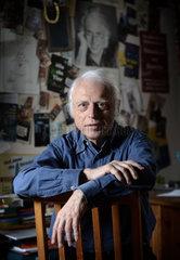Berlin  Deutschland  Schriftsteller und Krimiautor Horst Bosetzky