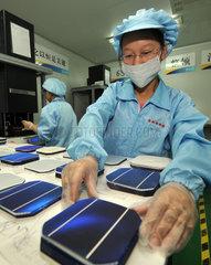 China  Solarenergie