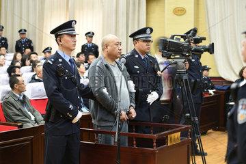 CHINA-GANSU-SERIAL KILLER-SENTENCE (CN)