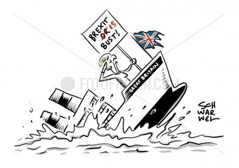 Brexit is Bust