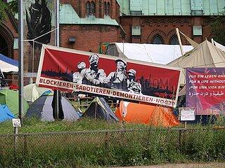 G20-Protestcamp