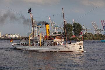 Schaarhoern Hamburg Harbour