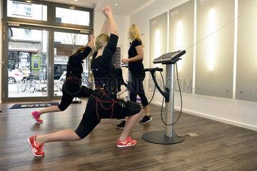 Deutschland  Nordrhein-Westfalen - Fitnessstudio in Essen