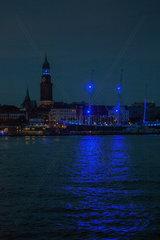 Blue Port - Hamburg harbour