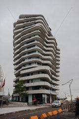 Hamburg Hafencity - Marco Polo Tower