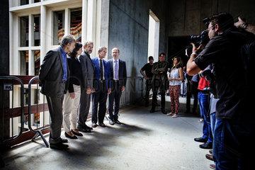 Gruendungsintendanz Baustelle Berliner Schloss Humboldt Forum