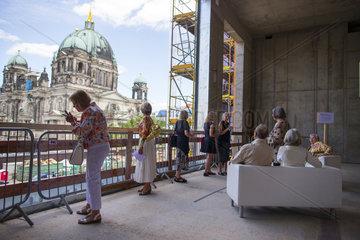 Gr__ndungsintendanz Baustelle Berliner Schloss Humboldt Forum