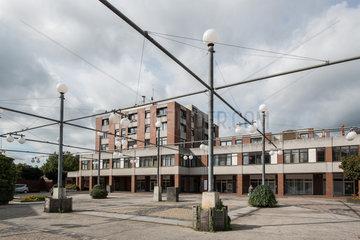 Schwarzenbek  Deutschland  Ortskern von Schwarzenbek. Aerzte- und Gesundheitszentrum