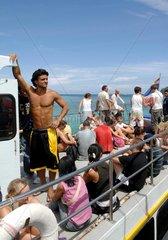 Thailand  Tourismus nach dem Tsnunami
