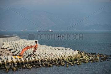 CHINA-ZHUHAI-SUBBOTTOM TUNNEL-CONSTRUCTION (CN)