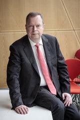RWE AG Bilanzpressekonferenz 2016 - Peter Terium  Vorstandsvorsitzender RWE AG