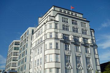 Das Stellahaus in Hamburg Altstadt