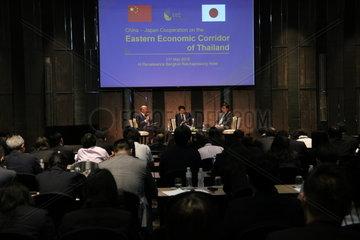 THAILAND-BANGKOK-EEC-CHINA-JAPAN-SEMINAR