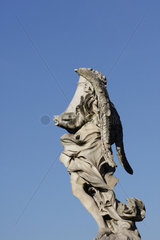 Engelsstatue in Rom