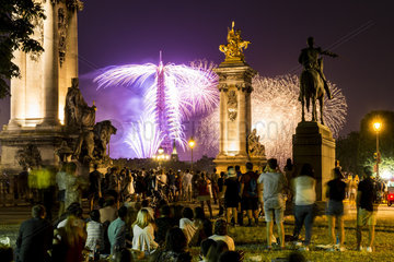 FRANCE- PARIS - BASTILLE DAY (NATIONAL FEAST)