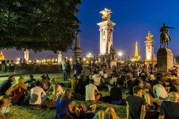 FRANCE- PARIS - BASTILLE DAY (NATIONAL FEAST)