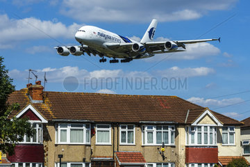 Malaysia Airlines Airbus A380-841