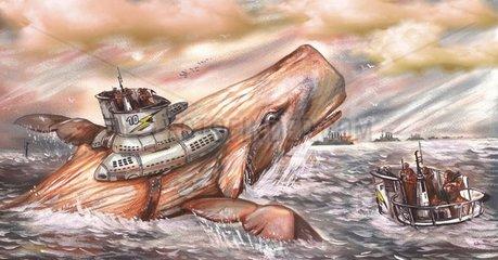 Fantasy - Angriff der Wal-Uboote