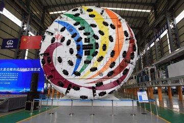 CHINA-KUNMING-TUNNEL BORING MACHINE(CN)