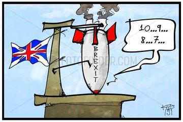 Brexit-Countdown