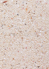 Sandprobe aus Big Creek  Belize