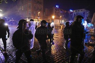 G20 Krawallnacht im Schanzenviertel