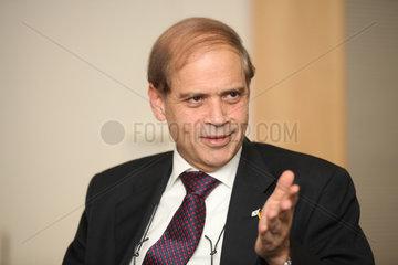 Flensburg  Deutschland  Yakov Hadas-Handelsman  Botschafter Israels in Deutschland