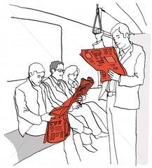Tageszeitungen Zielgruppen Werbung