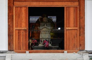 CHINA-FUJIAN-WANFU TEMPLE-RECONSTRUCTION (CN)