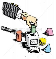 Computer - Idiotentest